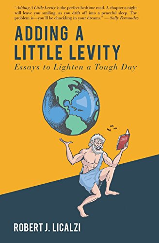Adding a Little Levity: Essays to Lighten a Tough Day, Digital Edition