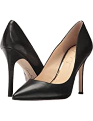 Jessica Simpson Womens Blayke Black Silky 9.5 M US