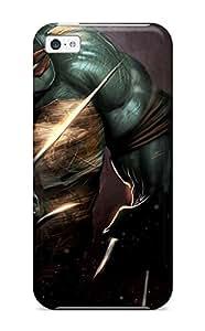 meilz aiaiNew Teenage Mutant Ninja Turtles 12 Tpu Case Cover, Anti-scratch KPM - FRANCISCO SUQUILANDA Phone Case For Iphone 5cmeilz aiai