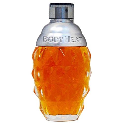 Parfums de Coeur Body Heat for Men Cologne Spray