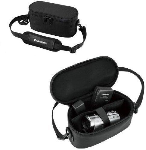 Original Panasonic Robuste Softtasche Tragetasche Tasche Camcordertasche, für Panasonic HC-W570 HC-WX979 HC-VX878 HC-V10 HC-V100 HC-V110,HC-V210 HC-V270 HC-V500M HC-V500 HC-V510 HC-V520,HC-V160 HC-V707 HC-V727 HC-V777 HC-X800 HCX-810,HC-X900M HC-X909 HC-X900 HC-X909 HC-X929