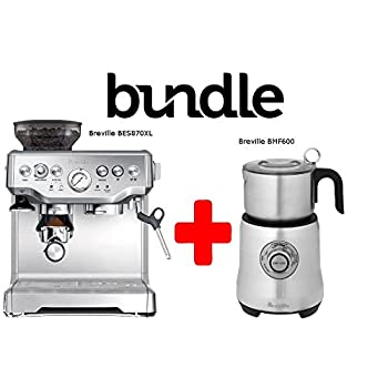 Image of Bundle Bes870xl plus Bmf600 Home and Kitchen