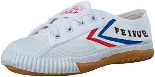 Zelten Unisex Feiyue Classic Canvas Kung Fu Shoes