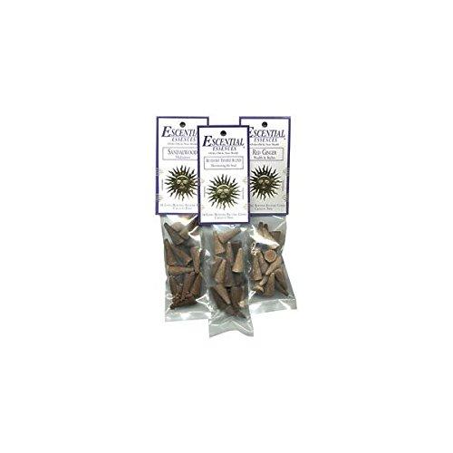 Purification (Sacred Cedar and Lavender) - Escential Essences Cone Incense - 16 Cone Package - Escential Essences Cones