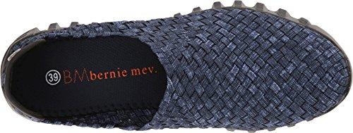 Bernie Mev Womens Zip Gem W / Pipe Jeans / Navy Pipe