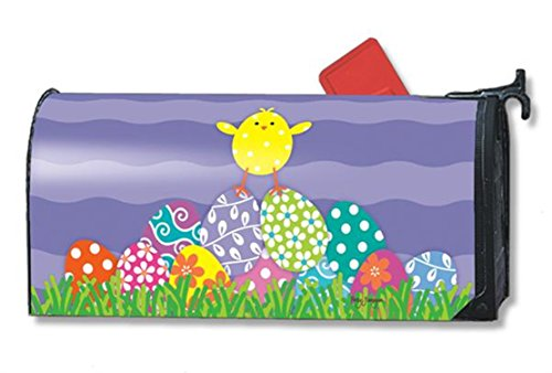(MailWraps Chicks Rule Mailbox Cover #01090)