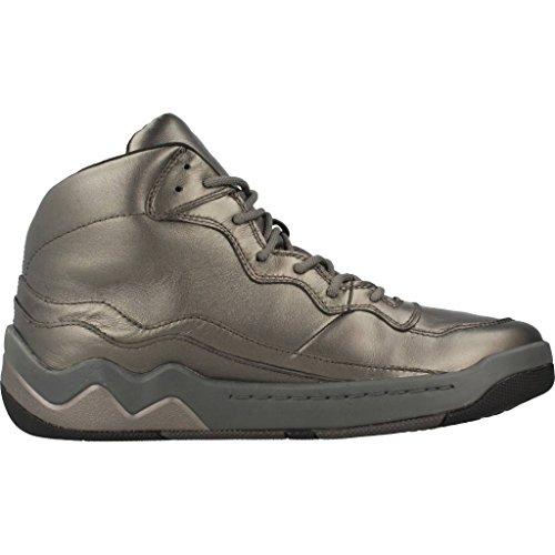 GEOX Calzado deportivo para hombre, color Met�lico, marca, modelo Calzado Deportivo Para Hombre U WIGGLE Met�lico
