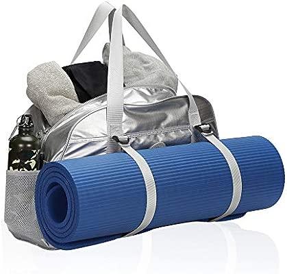 Hynes Eagle 35 litros Bolsa de Yoga de para colchonetas de Yoga Bolsa de Deporte de Gimnasio Bolsa de Viaje de Weekender Bolsa de Yoga Grande para ...