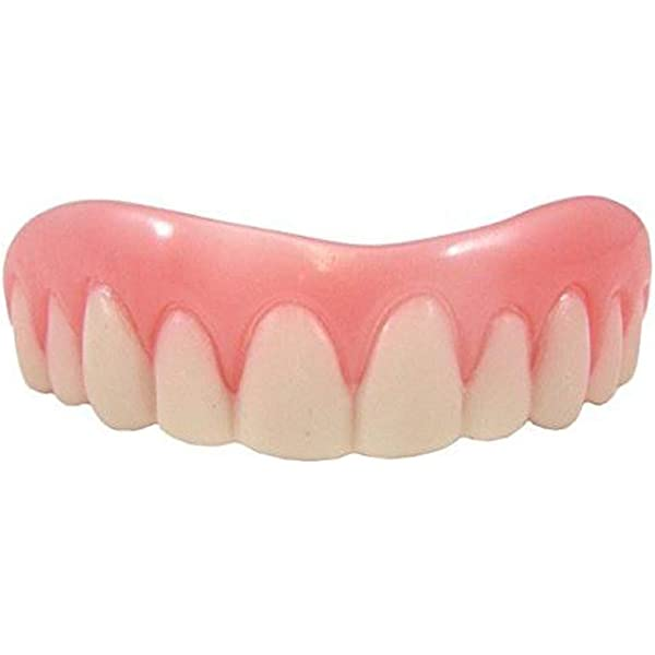 BILLY BOB INSTANT SMILE FANCY DRESS TEETH MEDIUM VENEERS FALSE FAKE