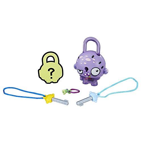 (Lock Stars Basic Assortment Purple Zombie -- Series 1)