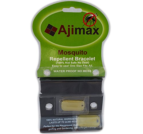 Mosquito Repellent Bracelet Free refills