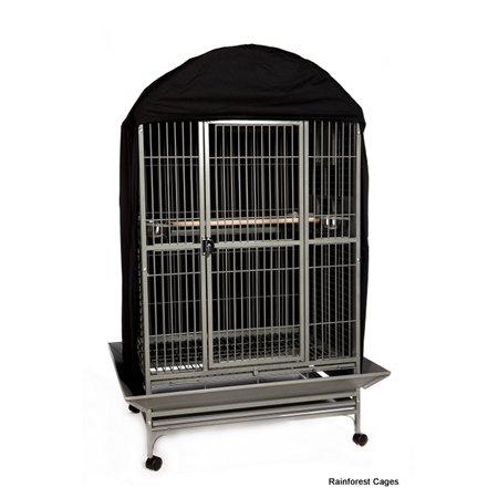 Cielo mascotas negro jaula de pájaros funda - Durable, diseño de ...