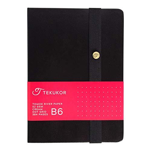 Tekukor B6 Tomoe River Notebook Hardcover Dot Grid