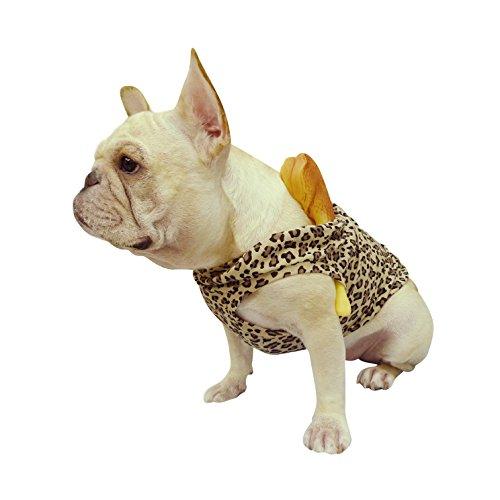 Frenchie Handmade Pet Clothing Flintstones Stone Age Style