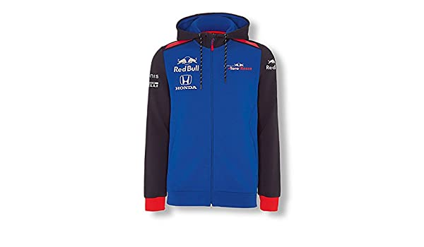 Amazon.com : Toro Rosso Scuderia Team Zip Hoodie 2018 : Sports & Outdoors