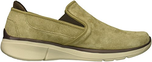 Marrone Substic Equalizer Brown Uomo Sneaker 0 3 Brn Infilare Skechers 4pAq0Uq
