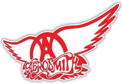 Aerosmith Pink Logo Vynil Car Sticker Decal Select Size