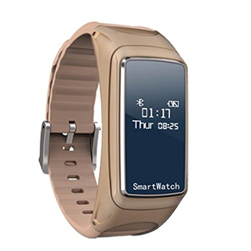 Smart Watch For Women Men, [Fitness Wireless Bluetooth Watch Gift] Waterproof [Wrist Watch ] Bracelet -Sport Watches With Heart rate...