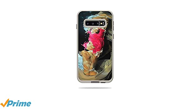 Protective Remove Durable Hooker Easy to Apply and Change Styles MightySkins Skin Compatible with Lifeproof Next Case Samsung Galaxy S10 and Unique Vinyl Decal wrap Cover Made in The USA
