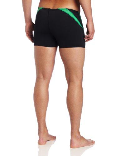 TYR Sport Men's Alliance Durafast Splice Square Leg Swim Suit