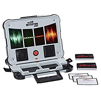 The Lie Detector Game Adult Party Game: Toys & Games