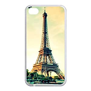 Eiffel Tower Stands on the Banks of Seine It is a symbol of Romantic?¡é Love and Eternal Special Custom Cover Case For HTC Desire 816 (White) with Best Plastic