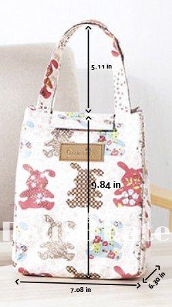 ef5ef626f4c1 Amazon.com: Paul & Kate Reusable Thermal Foldable Lunch Tote Bag ...