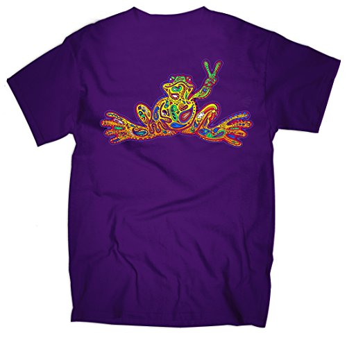 peace-frogs-paisley-frog-adult-x-large