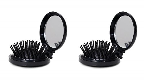 LOUISE MAELYS Folding Pocket Mirror product image