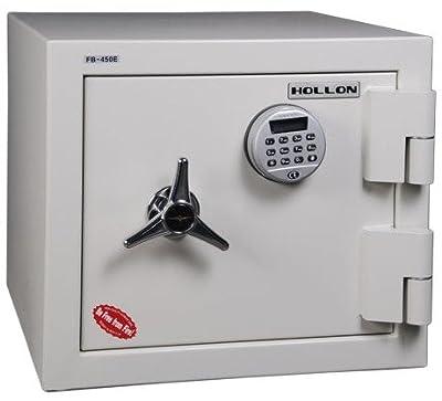 Hollon Safe FB-450E (1.3 Cubic Feet) - Burglary and Fire Safe