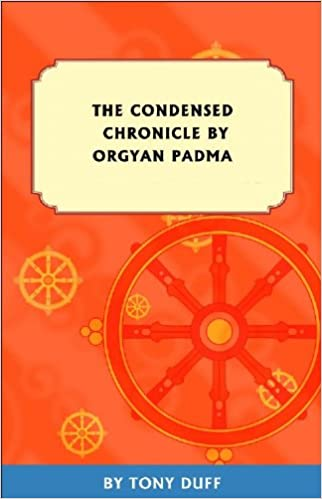 The Condensed Chronicle by Orgyen Padma
