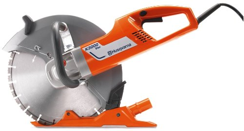 Husqvarna 966715901 K3000 Vac Electric Power (Electric Concrete Saw)
