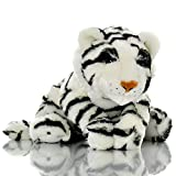 Sootheze Aroma Bengal Tiger Aromatherapy Scented Stuffed Animal toy - Therapeutic Heat Pad - Microwavable Heating Pad-Hot Cold Therapy Weighted Pad