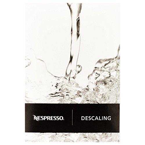 Nespresso Descaling Solution, Fits all Models FVtNQX, 10 Packets by Nespresso Descaling Solution