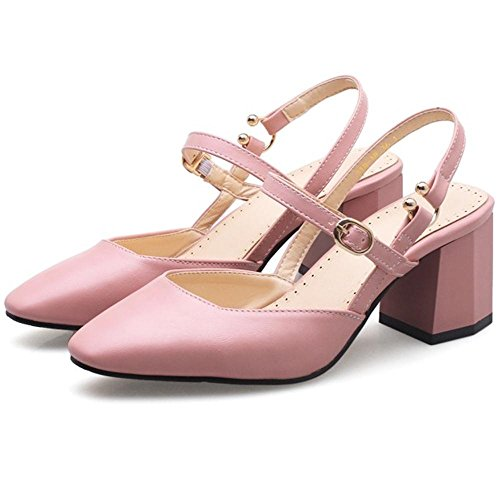 Women Shoes Sandals Slingback Pink KemeKiss YTOfqq
