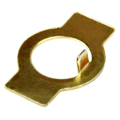 - Empi 98-4057-B Vw Bug Front Spindle Hex Nut Lock Plate 1949-1965, Each