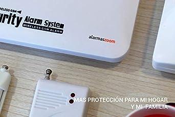 Sin cuotas de conexión. Aviso llamada o SMS. Instrucciones instalación castellano. Facil configuración: Amazon.es: Industria, empresas y ciencia