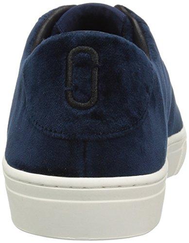 Marc Jacobs Moda Donna Bassa Moda Sneaker Blu Scuro
