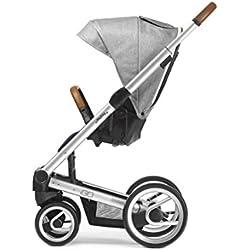 Mutsy Igo Edition Stroller, Pure Fog
