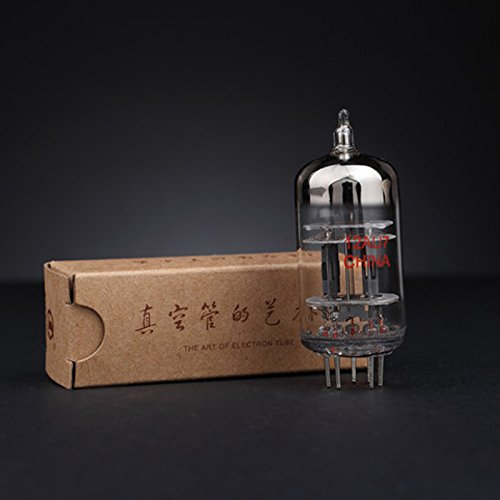 1Pair Original Genuine ShuGuang 12AU7 Vacuum Tube Replica ECC82 5814 6189