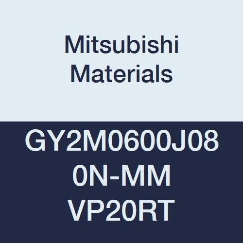 Mitsubishi Materials GY2M0600J080N-MM VP20RT GY Series Ca...