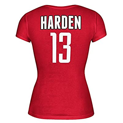 NBA Women's Basketball Graphic #13 Harden Tee
