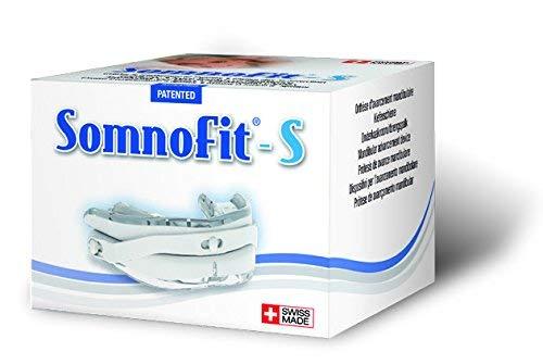 Somnofit-S - Férula dental - Antirronquidos - Solución para la apnea - Solución para el ronquido - Dispositivo de avance mandibular: Amazon.es: Salud y ...