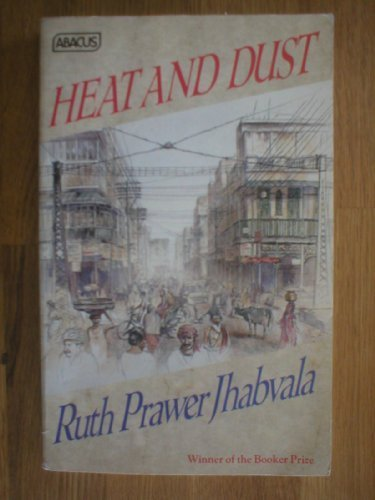 Book cover for Heat and Dust