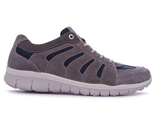 Igi&Co UBN1 uomo, tela, sneaker bassa