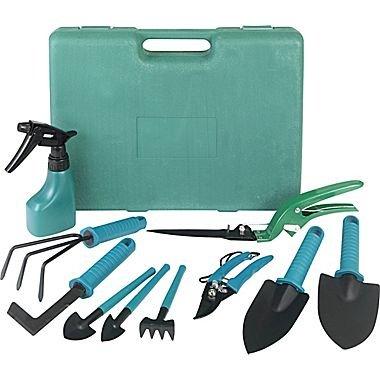 House plant herb garden bansai gardening tool kit lawn for Gardening tools kit set