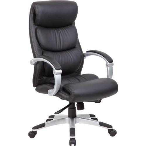 Boss Bonded Leather Ridgeback Chair