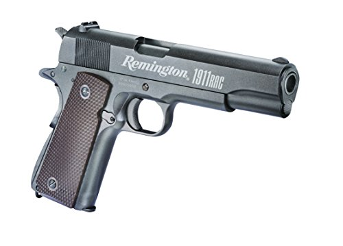 Remington 89260 1911RAC CO2 BB Pistol (Heavy Machine Paintball Gun)