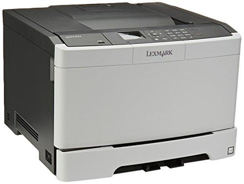 Lexmark CS410DN Color Printer White/Black 28D0050