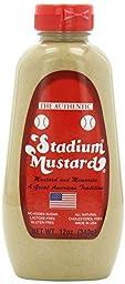 Stadium Mustard Squeeze, 12-ounce (2 Pack)